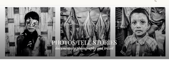 Photos Tell Stories Blog header - Jason Florio & Helen Jones-Florio