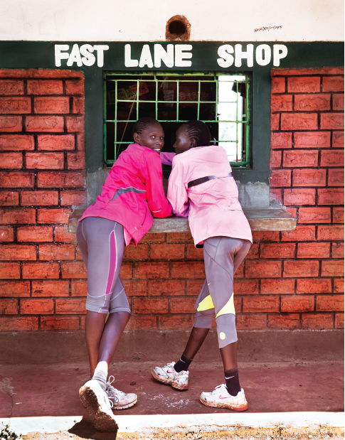 Runners, Kenya
