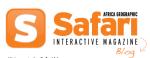 Africa Geographic Safari Interactive Magazine