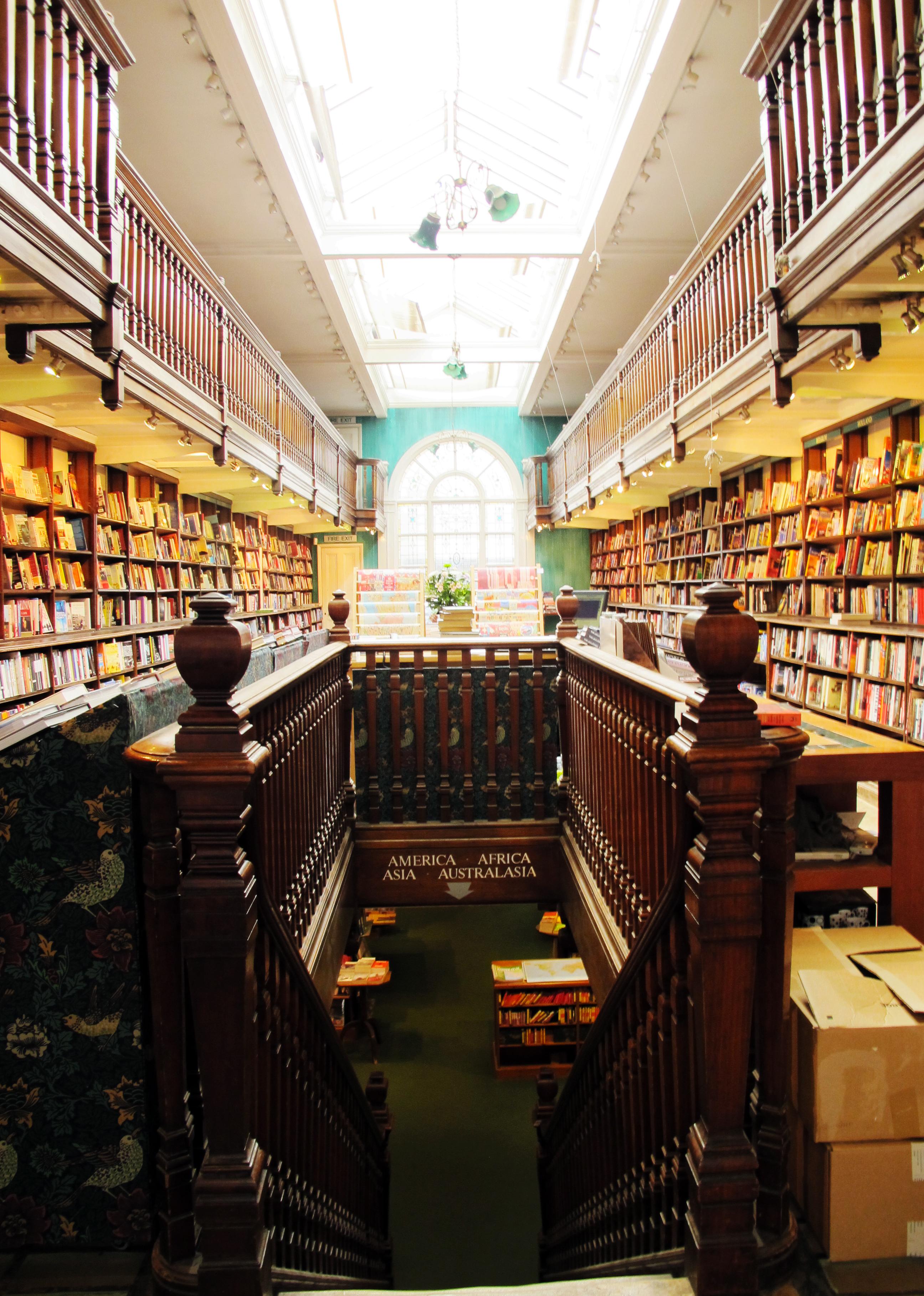 Daunts Bookshop