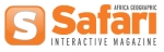 safari interactive magazine