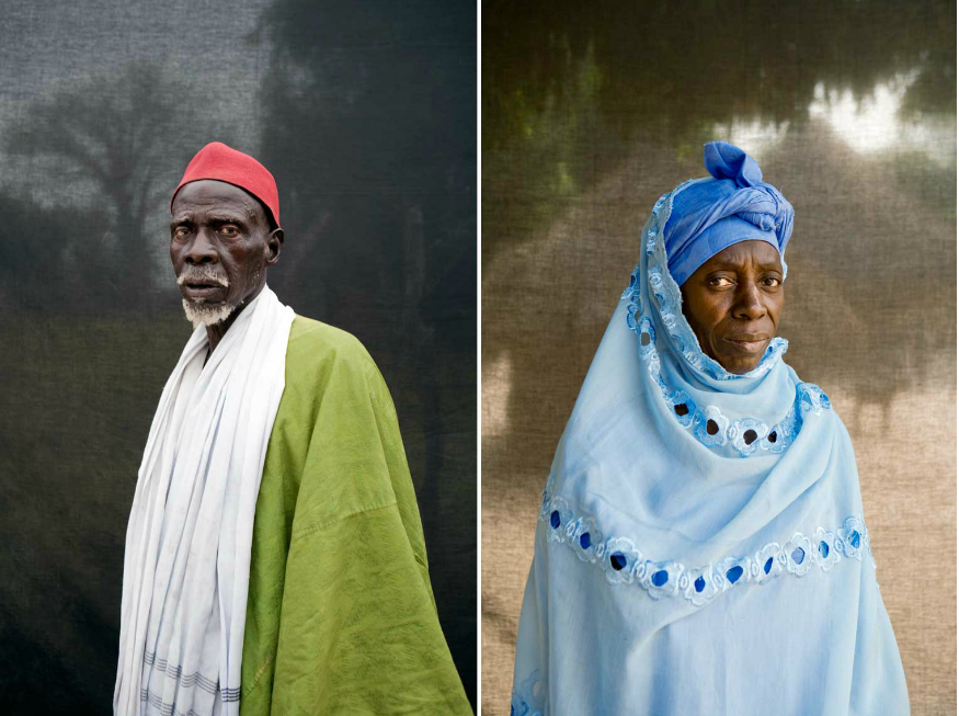 Jason Florio's Award-Winning Portraits of Village Chiefs & Elders, The Gambia