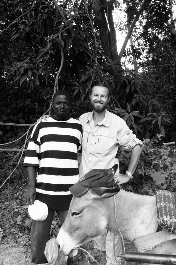Flo & Abdou Makasutu