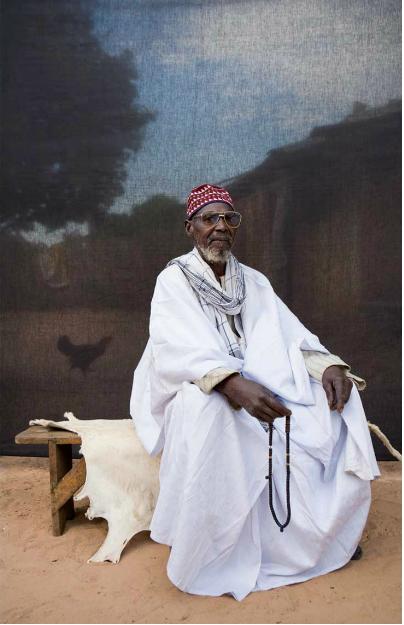 Alkalo Messaneh Cham, Chamen Sosseh, The Gambia