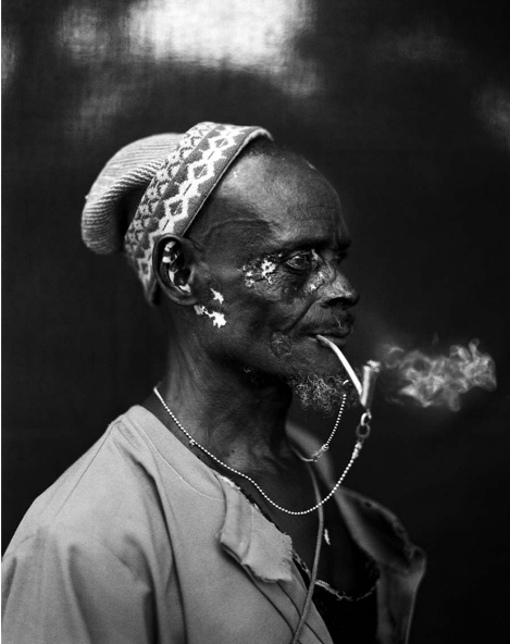Kujabi - Gambian farmer, The Gambia, West Africa. Image © Jason Florio