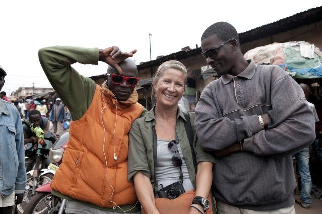 H & 'Moto' Boys, Labe, Guinea © Jason Florio