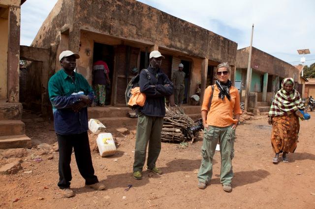 Abdou, H & Ebou - Mali Ville, Guinea-Conakry © Jason Florio
