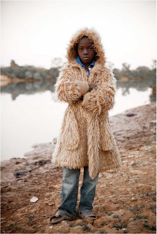 FUR COAT BOY
